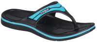 ZUCCO Black/Turquoise