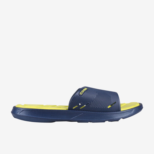 MIKEL Navy/Lime