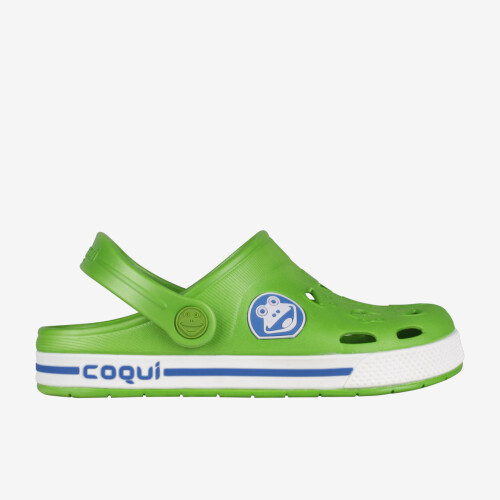 FROGGY Lime/White